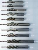 Торцевые фрезы концевые ЧПУ, фреза по металлу, HSS, скоростная сталь