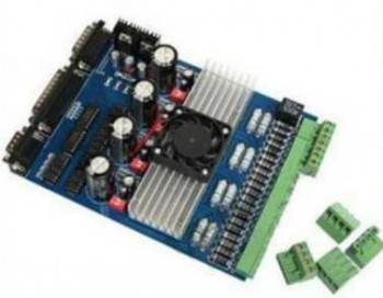 4-х осевой контроллер