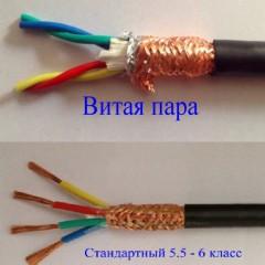 Экранированный кабель для шаговых двигателей