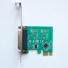 Контроллер расширения PCI-E - LPT