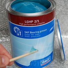 Скоростная минеральная смазка для шпинделей SKF LGHP