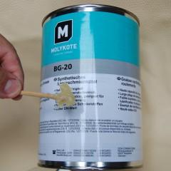 Скоростная синтетическая смазка для шпинделей BG-20