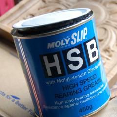 Скоростная синтетическая смазка для шпинделей MOLY