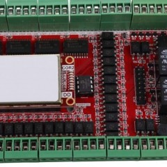 USB коммутационная плата Mach3 (3 оси)